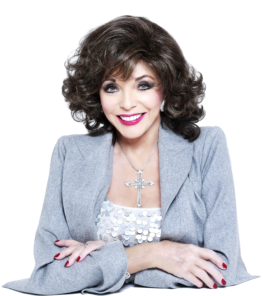 Official Site Of Dame Joan Collins